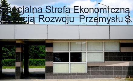Specjalna Strefa Ekonomiczna Euro Park Mielec w Mielcu.