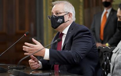 Scott Morrison, premier Australii