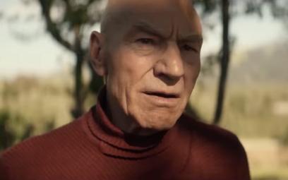 Kapitan Picard wraca w nowym Star Treku
