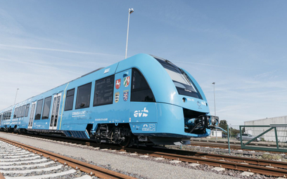 Europa testuje pociągi wodorowe
