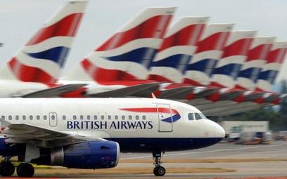Właściciel British Airways kłóci się z rządem