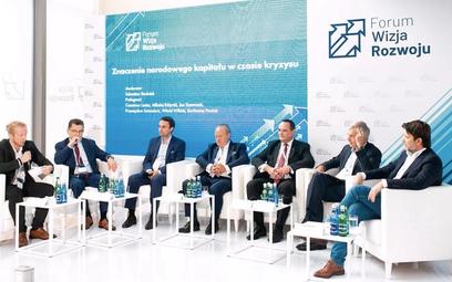 Uczestnicy debaty zgodzili się, że pochodzenie kapitału ma znaczenie, szczególnie w okresie kryzysu.