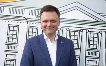Hołownia: Dni Gowina w Zjednoczonej Prawicy są policzone. Kaczyński mu nie wybaczy