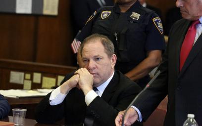 Emma Loman oskarża Harveya Weinsteina o gwałt