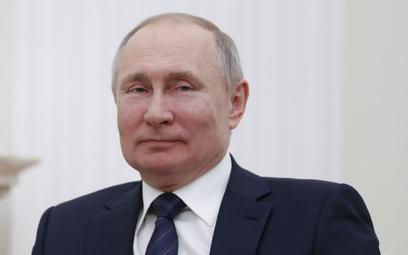 """Putin zaprzecza teorii spiskowej. """"Jestem prawdziwy"""""""
