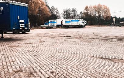 Będzie łatwiej znaleźć parking dla ciężarówki?