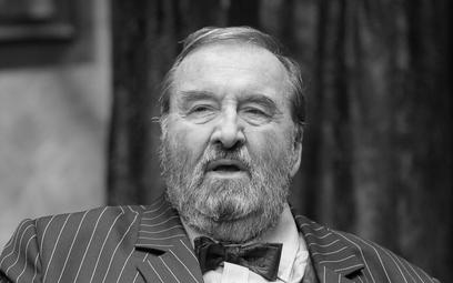 Nie żyje wybitny aktor Krzysztof Kowalewski