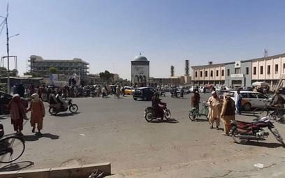 Afganistan: Trzecie największe miasto wpada w ręce talibów