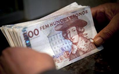 Riksbank walczy z silną koroną