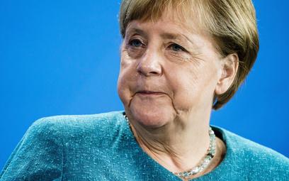 Skrajna lewica w niemieckim rządzie? Merkel atakuje Scholza