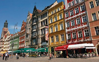 Wrocław to według opracowania wzór miasta tolerancyjnego i otwartego, które szczyci się swoją niemie
