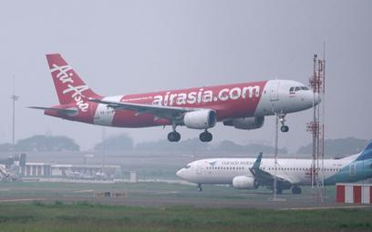 Airbus pomaga AirAsia