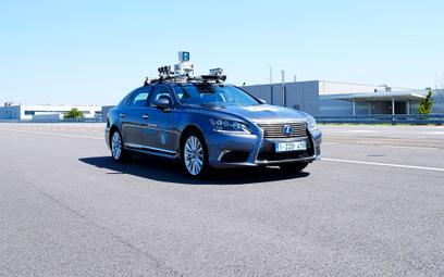 Toyota testuje autonomiczne auta na drogach publicznych w Europie