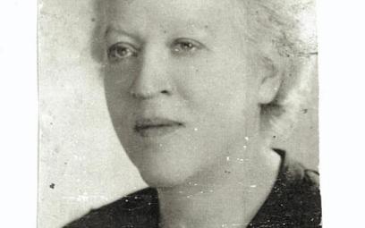 Stella Eliasbergowa w latach 30. XX wieku