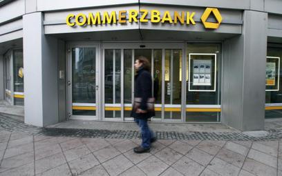 UniCredit zainteresowany fuzją z Commerzbank