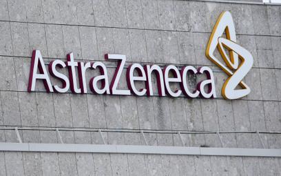 Logo koncernu AstraZeneca