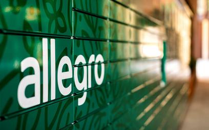 Allegro ma już pierwsze automaty paczkowe