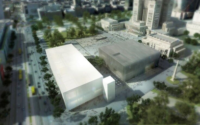 Siedziba Muzeum Sztuki Nowoczesnej już za rok?