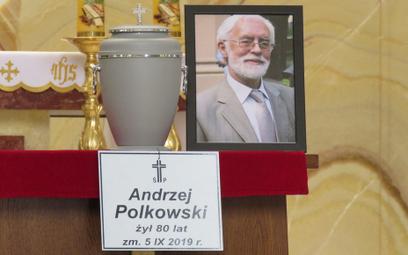 Jan Maciejewski: Pożegnanie Andrzeja Polkowskiego, tłumacza baśni