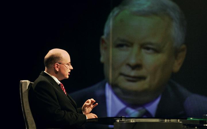 Dlaczego Janem Rokitą zajmuje się co jakiś czas Jarosław Kaczyński?