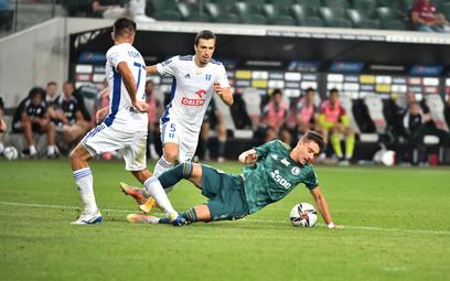 Legia zagra jesienią w pucharach