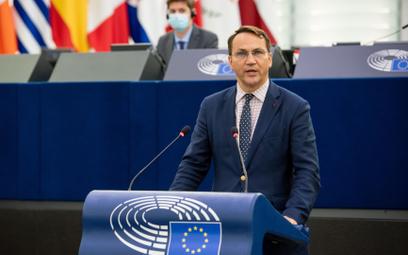 Radosław Sikorski: Czesi wzmocnili swoja pozycję, bo Polska ich ignorowała