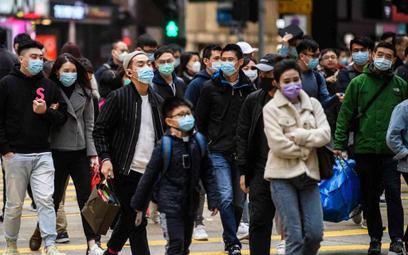 Hongkong walczy z koronawirusem: Szkoły zamknięte do 16 marca