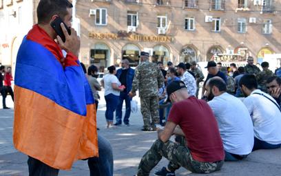Armenia - Azerbejdżan: Wraca wojna sprzed lat