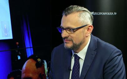 Wiceprzewodniczący klubu Platformy Obywatelskiej Tomasz Lenz
