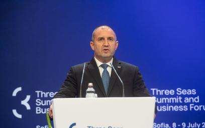Rumen Radew, prezydent Bułgarii