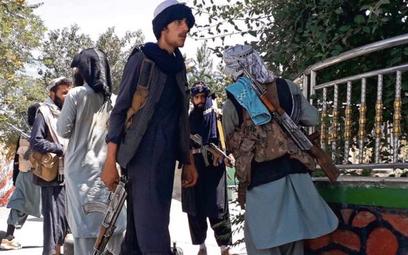 Talibowie w czwartek w centrum Ghazni