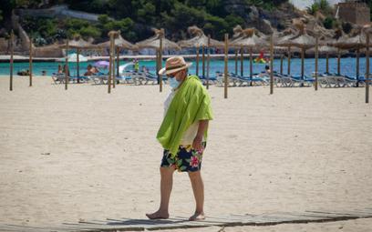 Pierwszy turysta z koronawirusem na Balearach