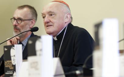 Kardynał Kazimierz Nycz, metropolita Warszawski