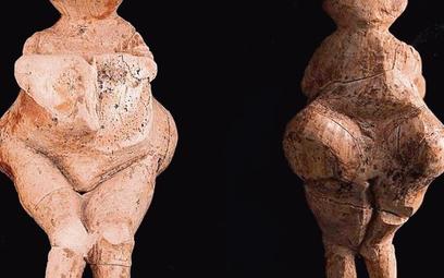 Większość odnajdywanych figurek kobiecych zepoki lodowej to tzw. Wenus Institut d'Archéologie et d'