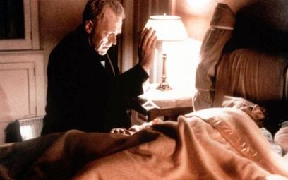 Max von Sydow w słynnej roli księdza egzorcysty