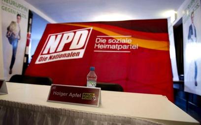 Wschód Niemiec stał się w ostatnich latach polityczną twierdzą skrajnie nacjonalistycznej NPD