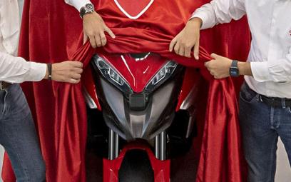 Ducati Multistrada: Pierwszy motocykl z radarem adaptacyjnym