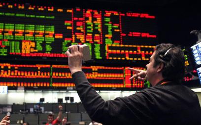 Wall Street lekko na minusie