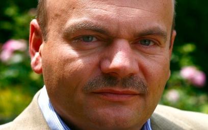 Marcin Schirmer, prezes Polskiego Towarzystwa Ziemiańskiego
