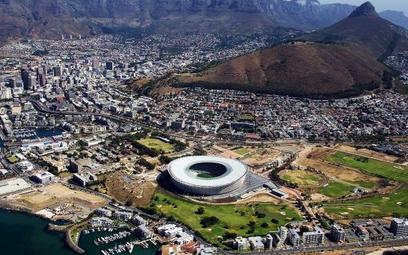 Stadion w Kapsztadzie i jego okolice (fot: DUNCAN SMITH)