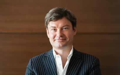 Krzysztof Krawczyk, partner i dyrektor polskiego biura CVC