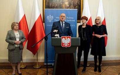 Zbigniew Rau zostanie we środę powołany na stanowisko ministra spraw zagranicznych