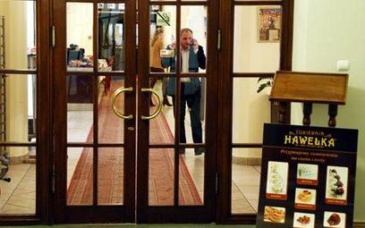 W restauracji Hawełka w starym Domu Poselskim zawarto niejedną umowę koalicyjną.