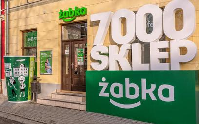 Żabka ma już 7 tysięcy sklepów