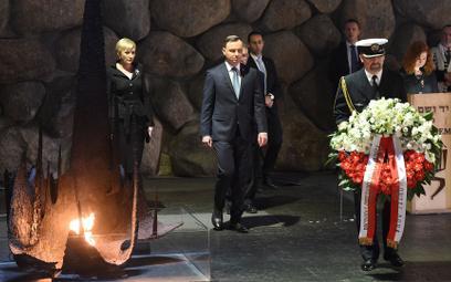 Ostatnia wizyta prezydenta Andrzeja Dudy w Izraelu odbyła się w styczniu 2017 r. Planowana wizyta w