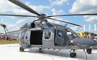 """AW149 – nowa, """"nieostrzelana"""" konstrukcja miała być w Świdniku produkowana i dostosowana do potrzeb"""