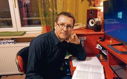 Adam Kucharski, psycholog