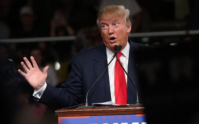 Trump w Południowej Karolinie