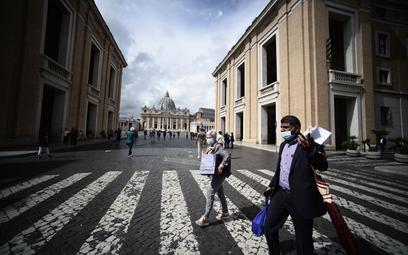 Włochy: Rząd rozważa bezwzględny nakaz noszenia masek