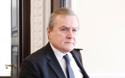 Piotr Gliński: Lech Wałęsa to Myszka Miki wykorzystywana w walce politycznej